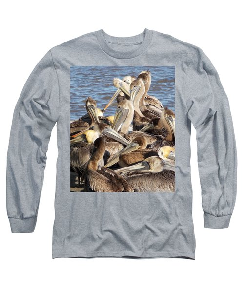 Birds Of A Feather Long Sleeve T-Shirt