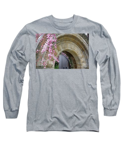 Long Sleeve T-Shirt featuring the photograph Bishop's Gate by John S