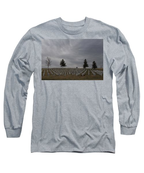 Black Hills Cemetery Long Sleeve T-Shirt