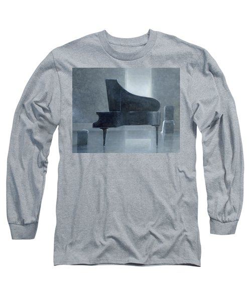 Black Piano 2004 Long Sleeve T-Shirt