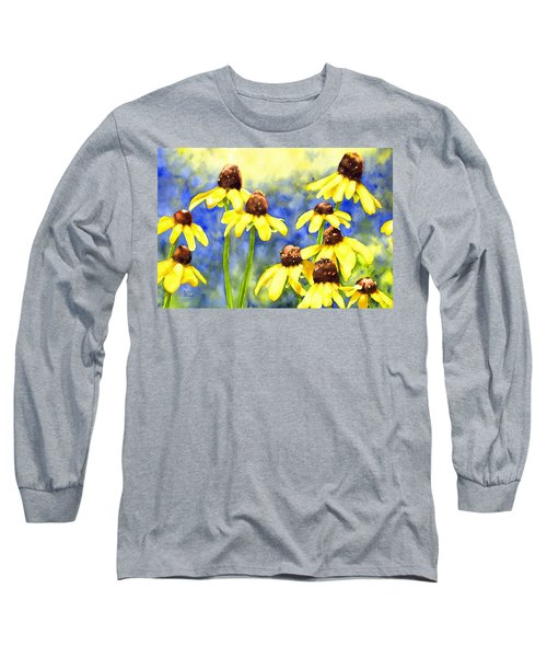 Blackeyed Beauties Long Sleeve T-Shirt