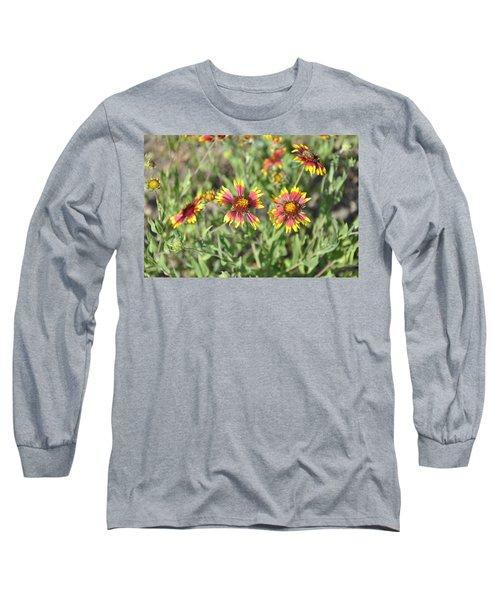 Blanketflower Long Sleeve T-Shirt
