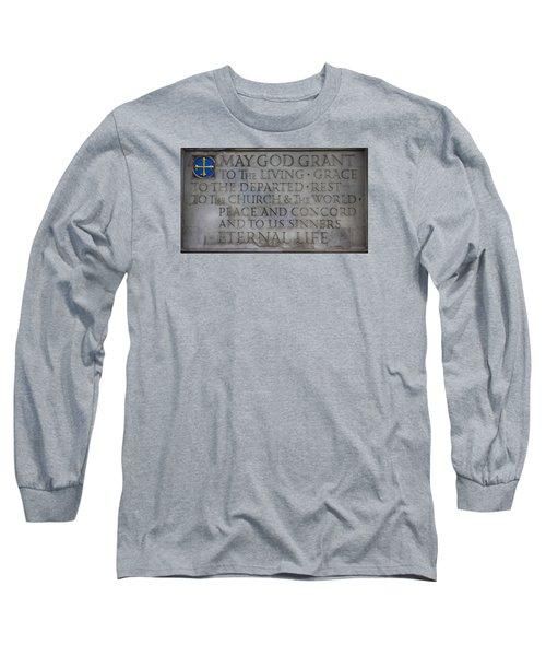 Blessing Long Sleeve T-Shirt