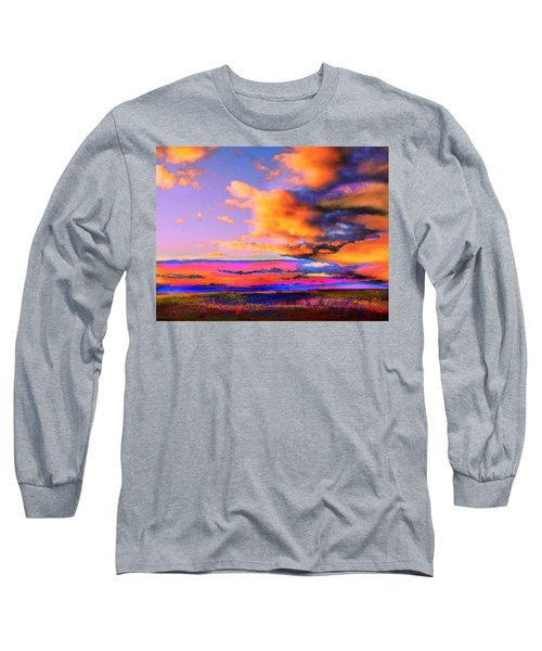 Blinn Hill View Long Sleeve T-Shirt