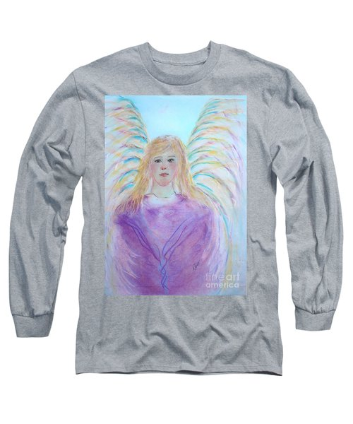 Blue Angel Long Sleeve T-Shirt