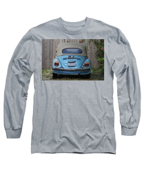 Blue Bug Long Sleeve T-Shirt