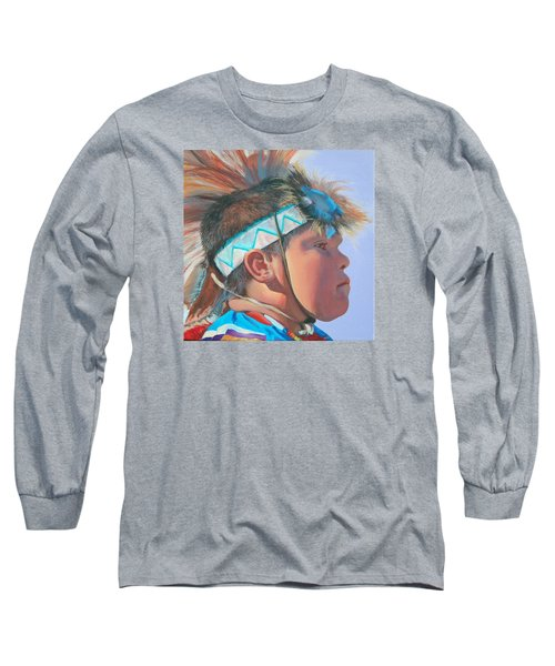 Blue Falcon Long Sleeve T-Shirt