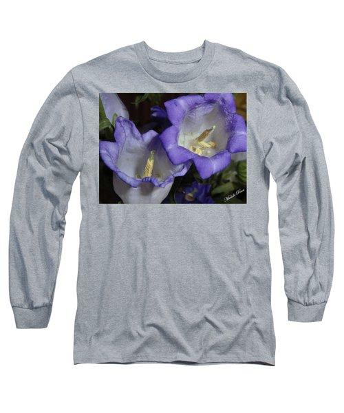 Blue Persuasion Long Sleeve T-Shirt