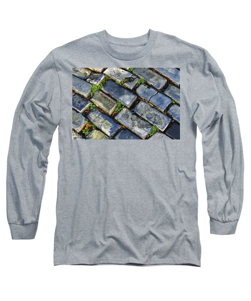 Blue Stone  Long Sleeve T-Shirt