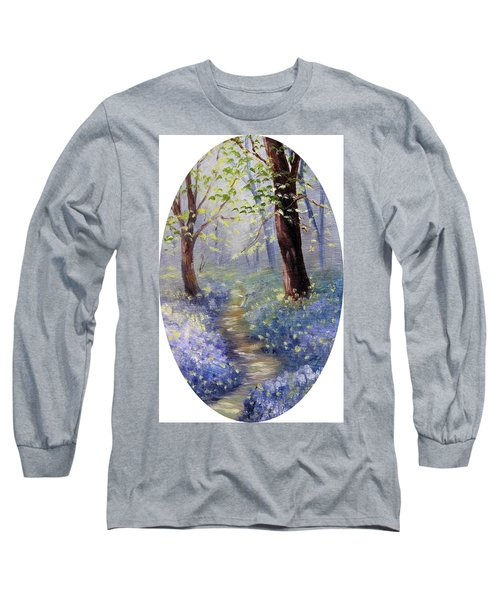 Bluebell Wood Long Sleeve T-Shirt