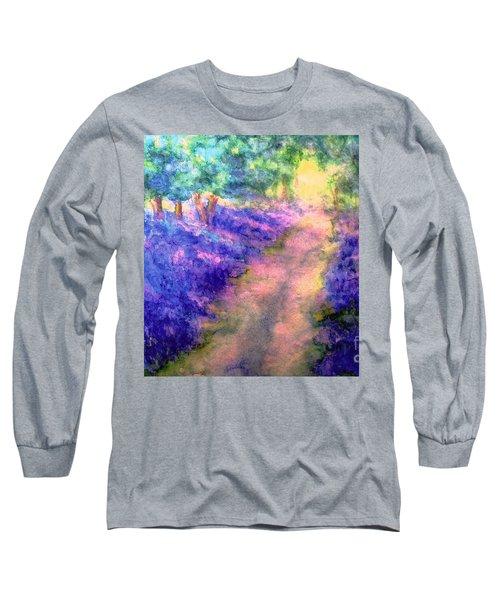 Bluebell Woods Long Sleeve T-Shirt
