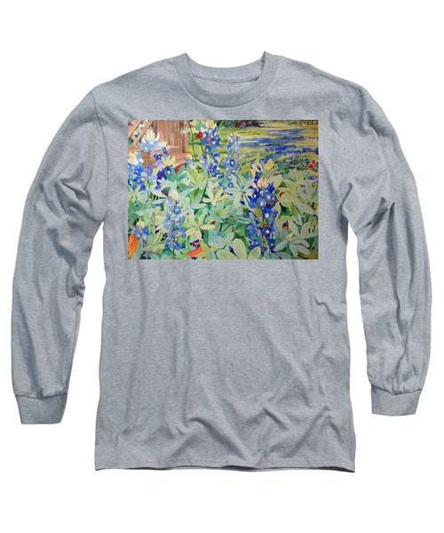 Bluebonnet Beauties Long Sleeve T-Shirt