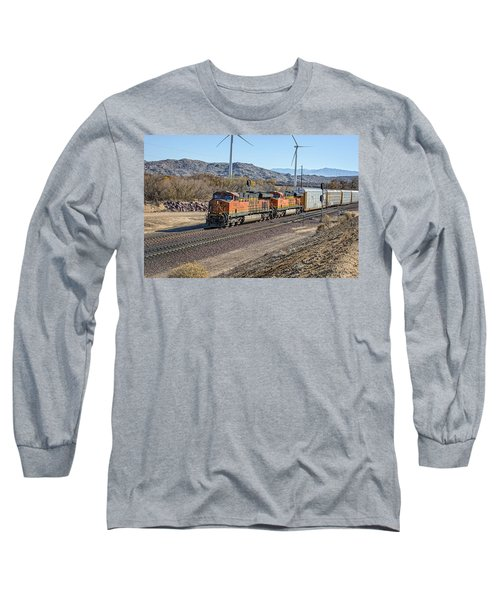 Bnsf 7454 Long Sleeve T-Shirt