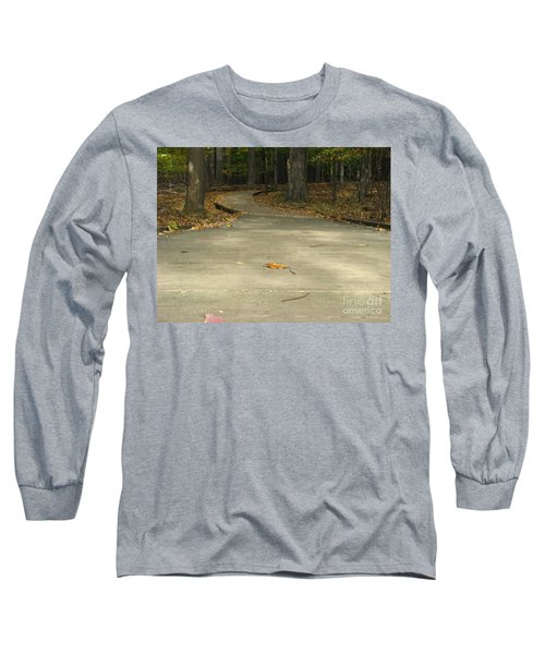 Boardwalk Long Sleeve T-Shirt by Michael Krek