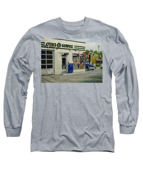 Bob's Long Sleeve T-Shirt