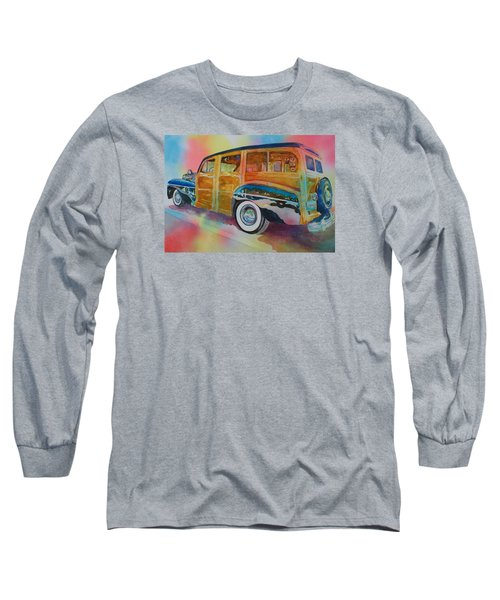 Boca Classic 42 Woody Long Sleeve T-Shirt