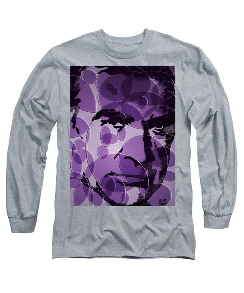 Bond Is Back Long Sleeve T-Shirt by Robert Margetts