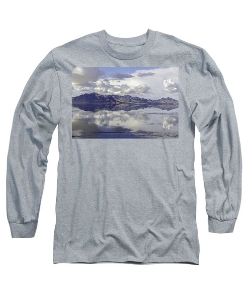 Bonneville Salt Flats Long Sleeve T-Shirt