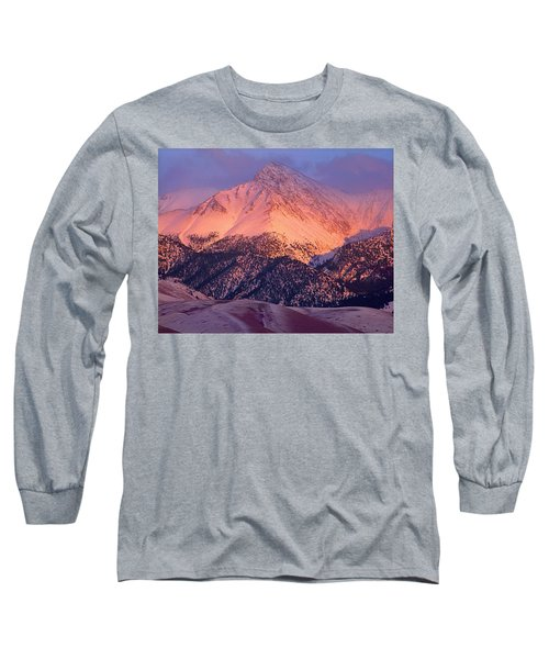 Borah Peak  Long Sleeve T-Shirt
