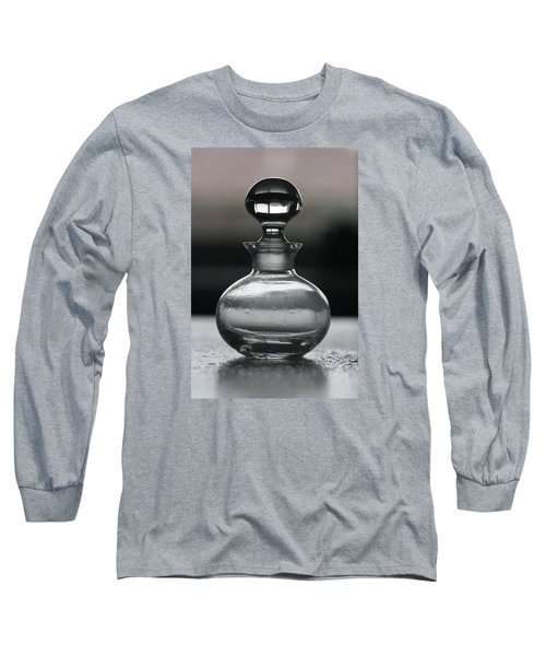 Long Sleeve T-Shirt featuring the photograph Bottle by Joy Watson