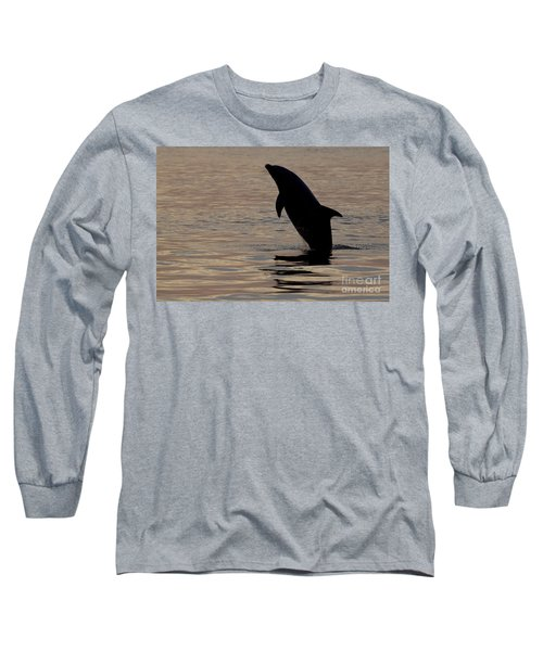 Bottlenose Dolphin Long Sleeve T-Shirt