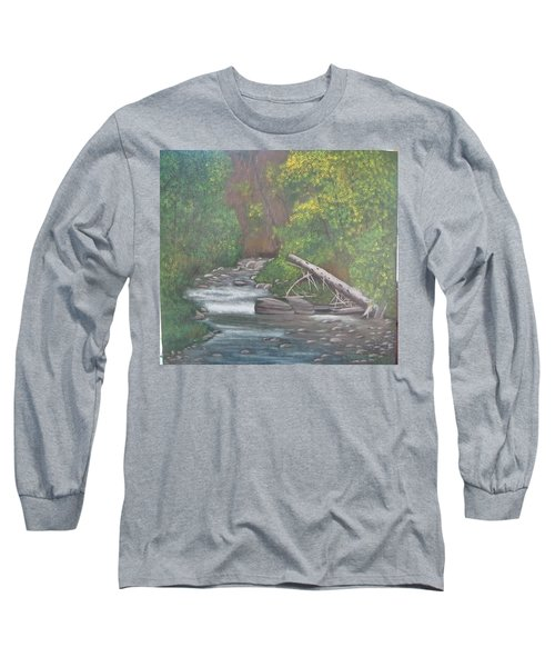 Boundary Creek  Bc Long Sleeve T-Shirt