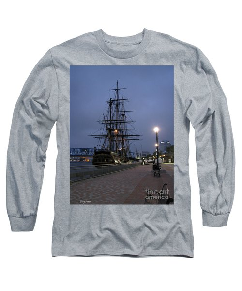 Long Sleeve T-Shirt featuring the photograph Bounty by Greg Patzer