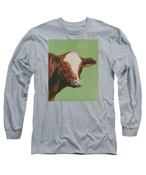 Bovine Beauty Long Sleeve T-Shirt