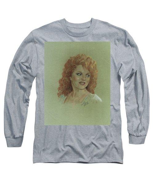 Briar Long Sleeve T-Shirt by Duane R Probus
