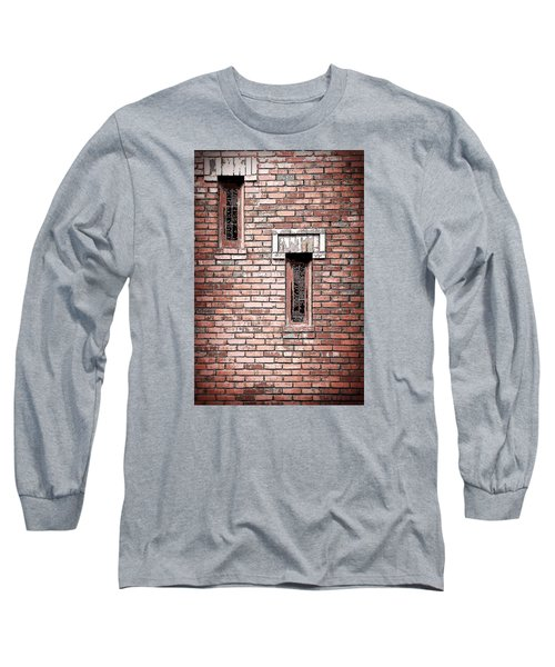 Brick Work Long Sleeve T-Shirt