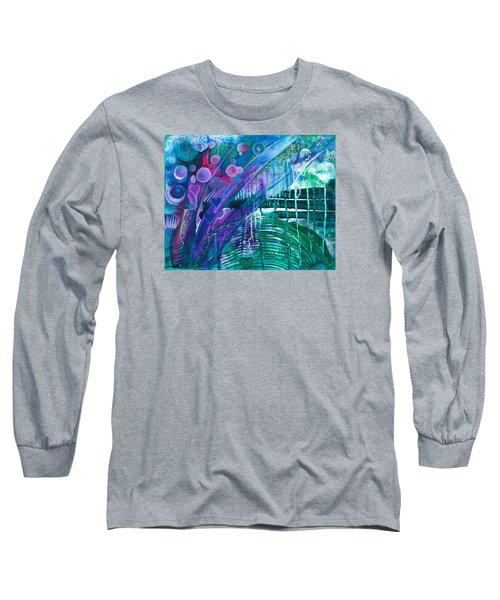 Bridge Park Long Sleeve T-Shirt by Adria Trail