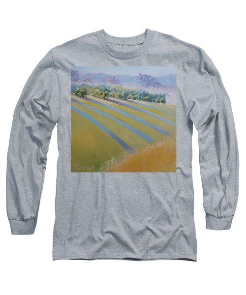 Buck Mountain Vineyards No.2 Long Sleeve T-Shirt