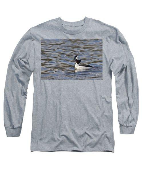 Bufflehead Duck Long Sleeve T-Shirt