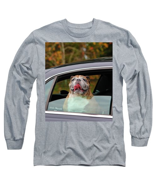 Bulldog Bliss Long Sleeve T-Shirt