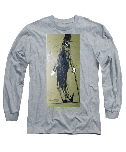 Business Man Long Sleeve T-Shirt
