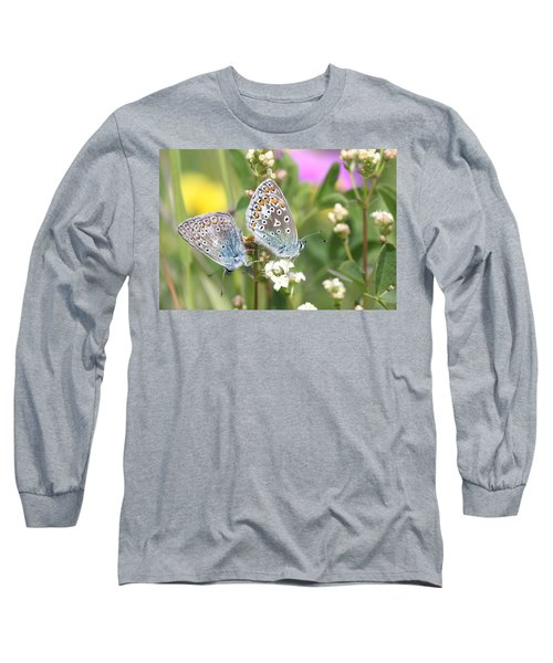 Butterfly Lovers Long Sleeve T-Shirt