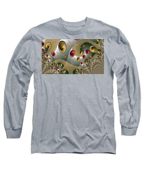 Butterfly Storm Long Sleeve T-Shirt