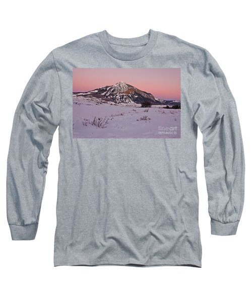Butte's Winter Glow Long Sleeve T-Shirt