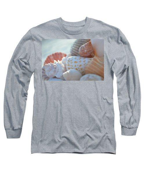 By The Seashore Long Sleeve T-Shirt