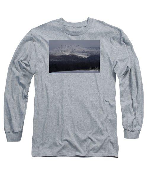 Cabin Mountain Long Sleeve T-Shirt
