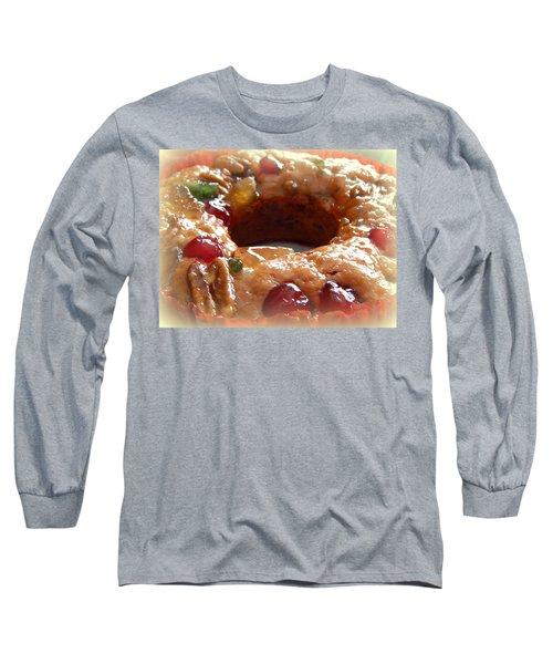 Cake?  What Cake? Long Sleeve T-Shirt