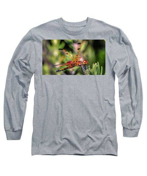 Calico Pennant Long Sleeve T-Shirt