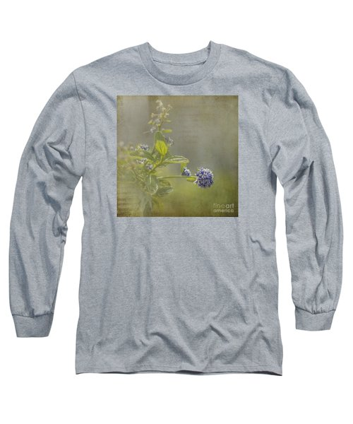 California Lilac Long Sleeve T-Shirt