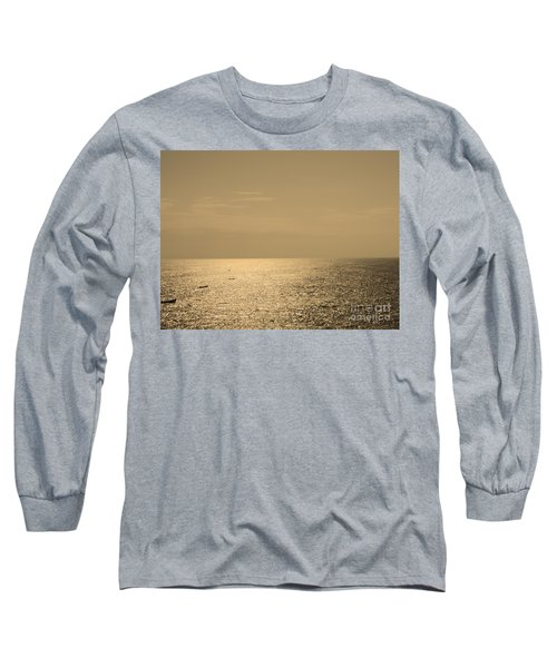 Calm Arabian Sea Long Sleeve T-Shirt