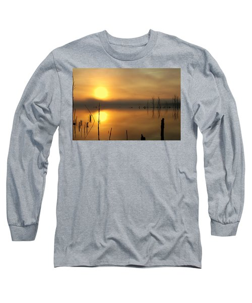 Calm At Dawn Long Sleeve T-Shirt