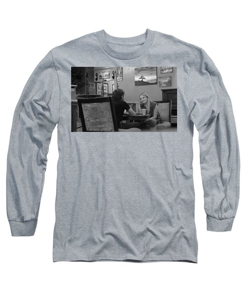 Fully Engaged Long Sleeve T-Shirt
