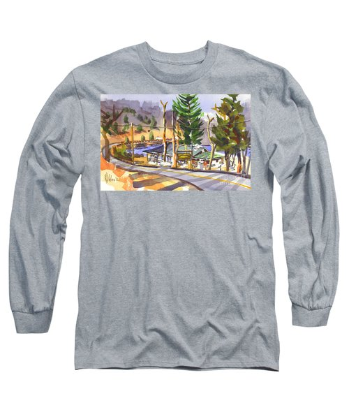 Camp Penuel At Lake Killarney Long Sleeve T-Shirt
