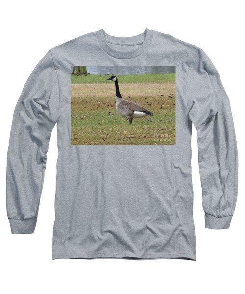 Canadian Goose Strut Long Sleeve T-Shirt
