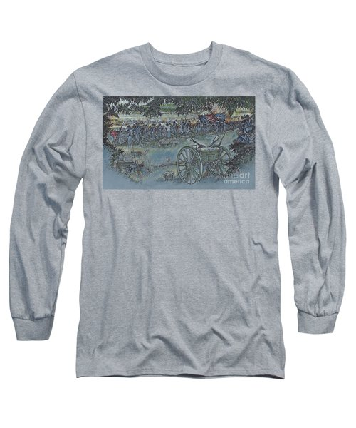 Canister Wait Long Sleeve T-Shirt