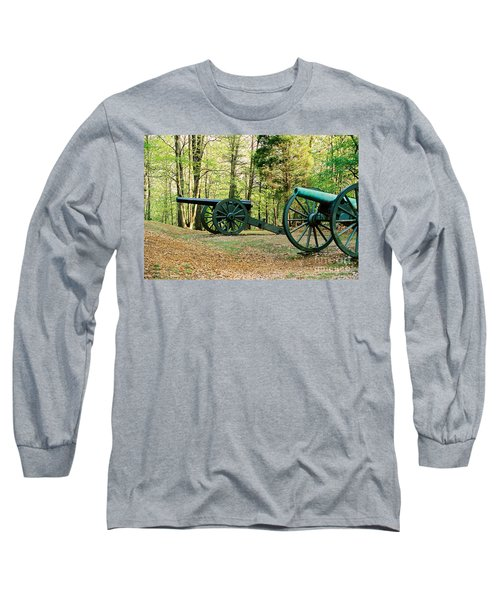 Cannons I Long Sleeve T-Shirt